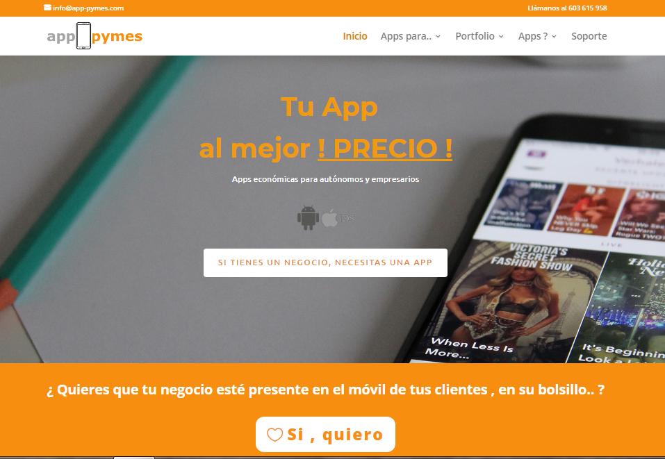 Web App-Pymes